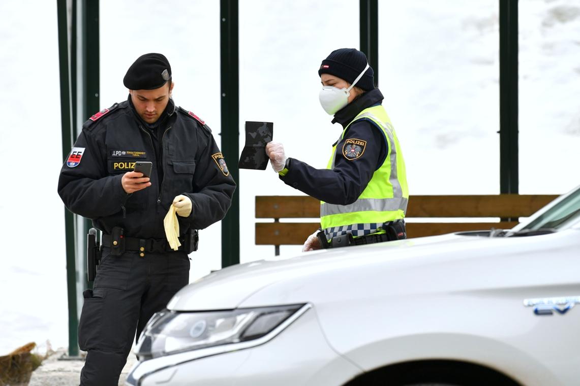 Austrija uvodi drastične mere: Izlazak iz kuće samo iz tri razloga, u suprotnom kazna