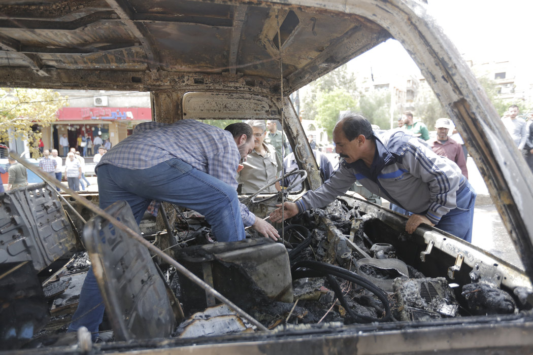 Sirija: Najmanje 10 mrtvih u eksploziji auto-bombe
