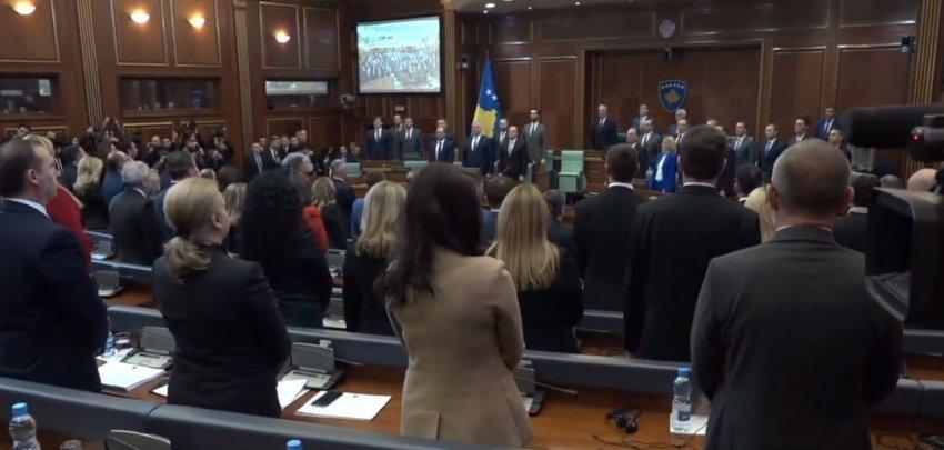 Počela sednica kosovskog parlamenta o transformaciji KBS