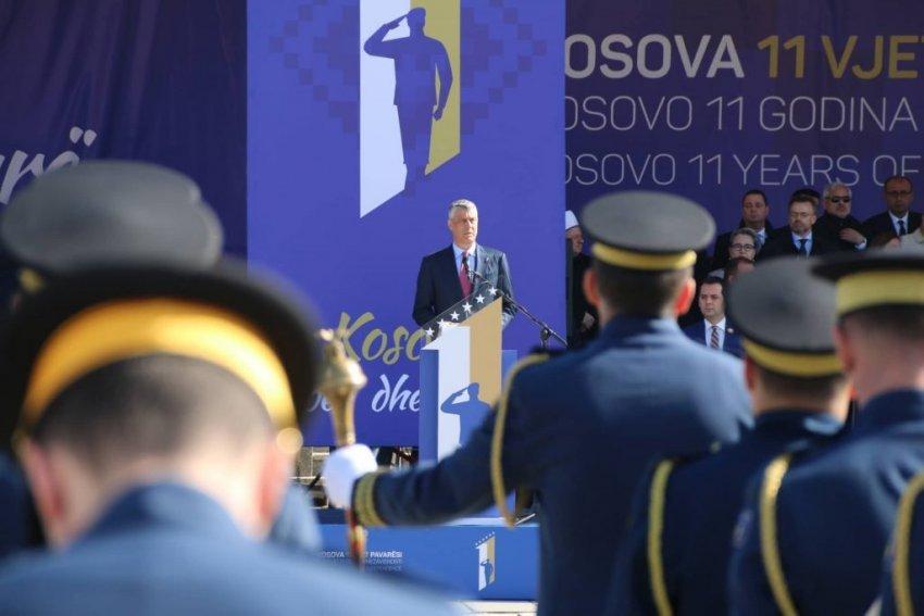 Tači: Pripadnici KBS najbolji dokaz uspeha kosovske države