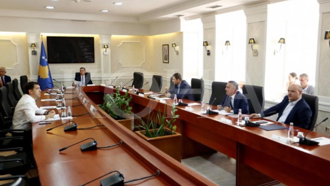 Danas sednica Predsedništva kosovske skupštine