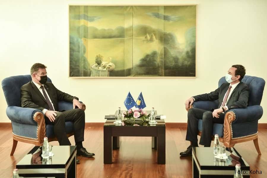 Kurti: Kosovo ravnopravna strana u dijalogu, a ne tema