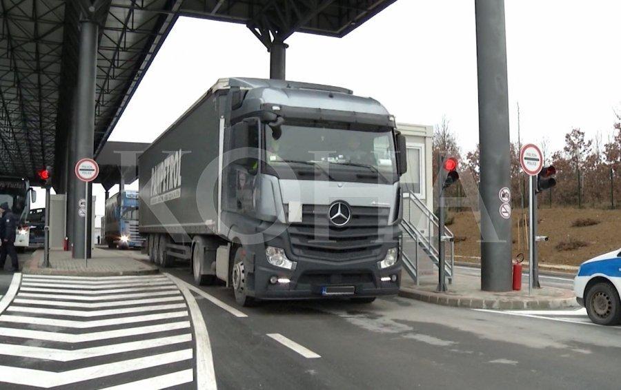 Prvi kamion sa sirovinama iz Srbije stigao na KiM