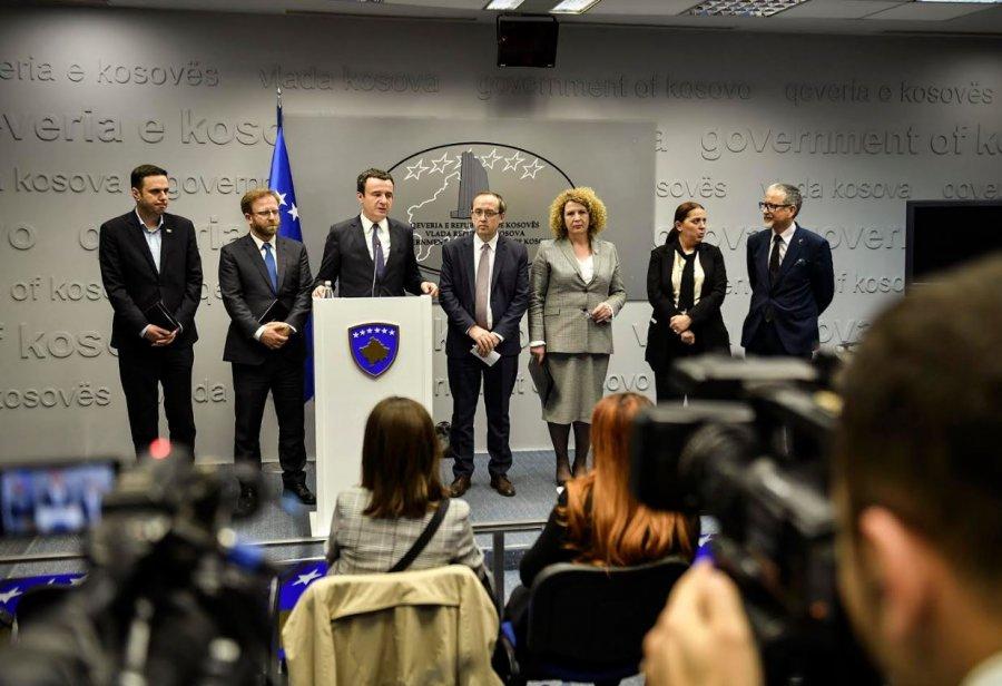 Vlada Kosova proglasila vanredno stanje u javnom zdravstvu