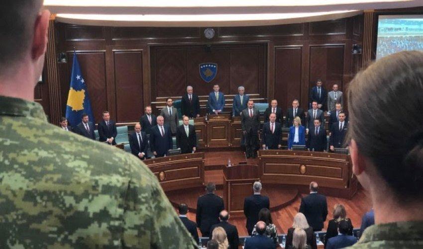 Usvojeni zakoni o transformaciji KBS u vojsku Kosova