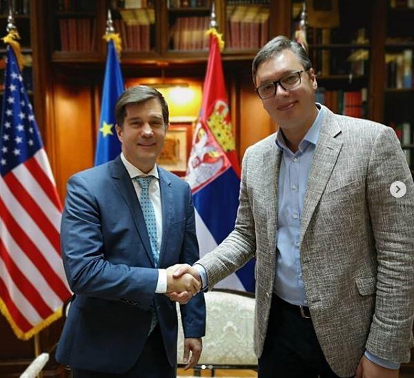Vučić: Za napredak regiona ključni mir i stabilnost