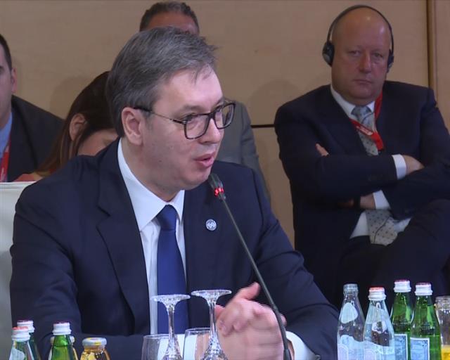 Vučić u Tirani o Kosovu: Ulazimo u tešku fazu