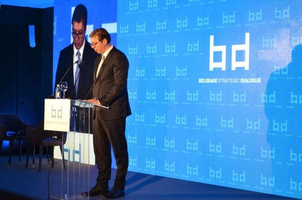 Vučić danas na međunarodnoj konferenciji