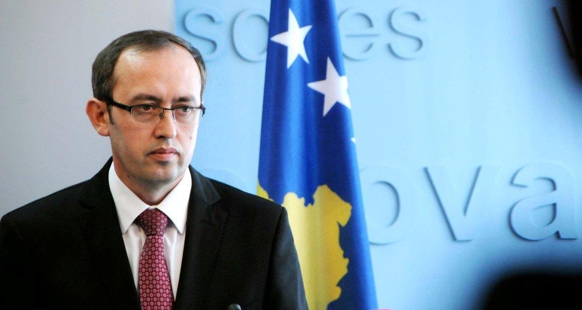 Hoti: Kurti dobio svu dokumentaciju iz dijaloga sa Beogradom