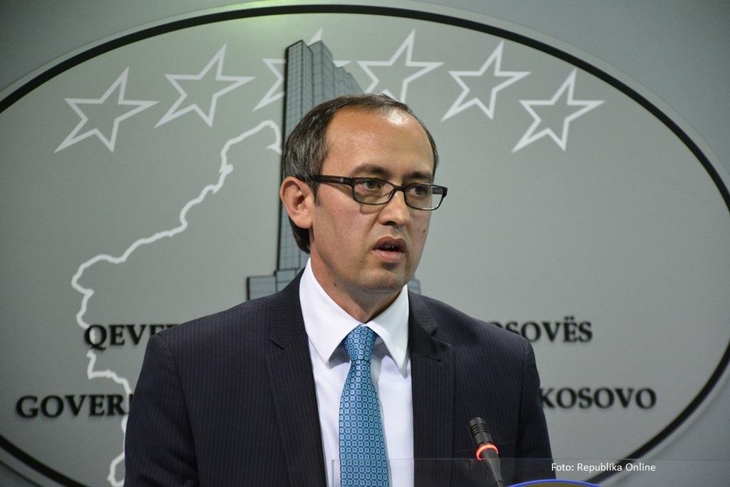 Hoti: Naš cilj je KBS u NATO