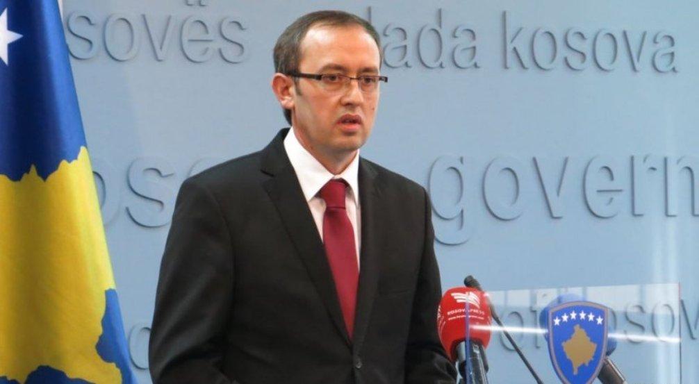 Hoti: DSK ne ostaje u Vladi ako se taksa ne ukine bezuslovno