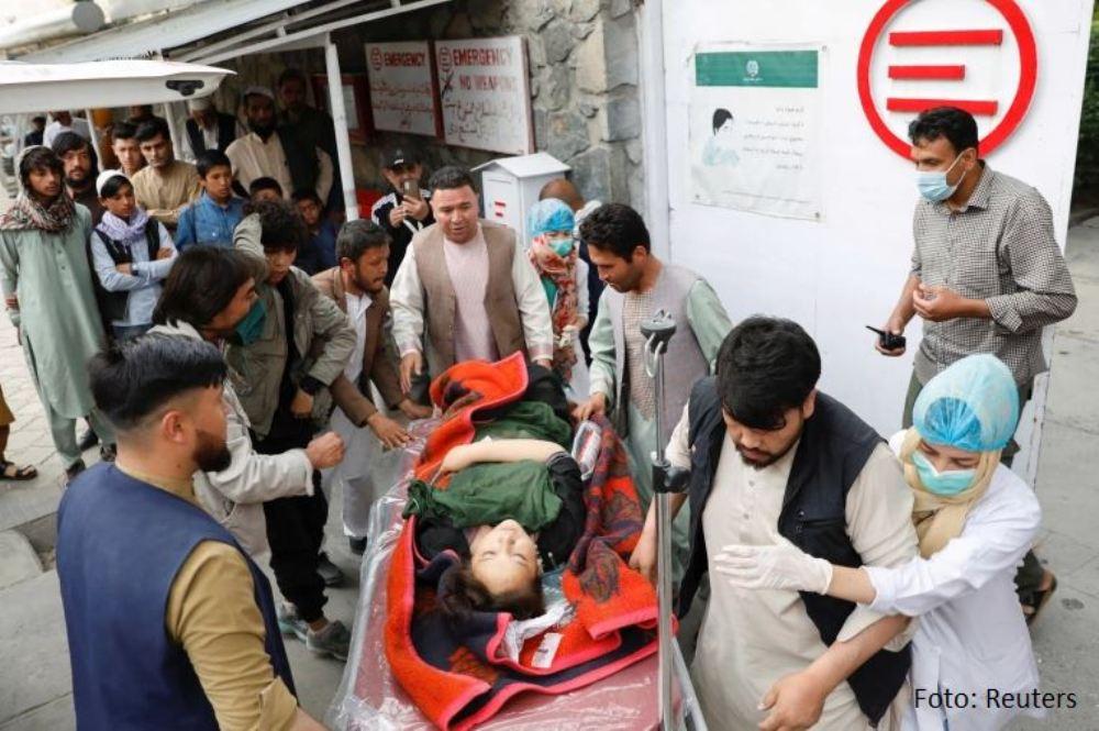 Avganistan: Najmanje 40 mrtvih u napadu na školu