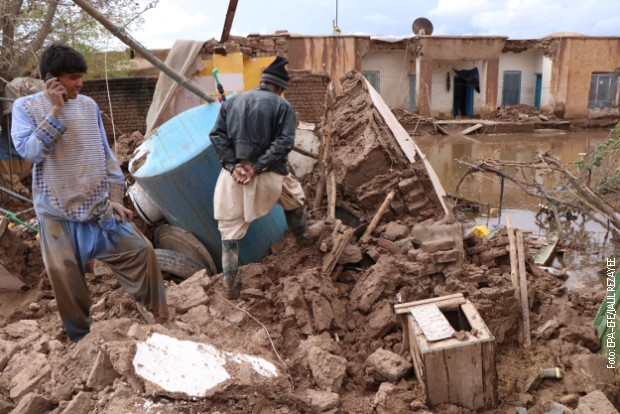 Poplave razorile Avganistan, 32 mrtvih