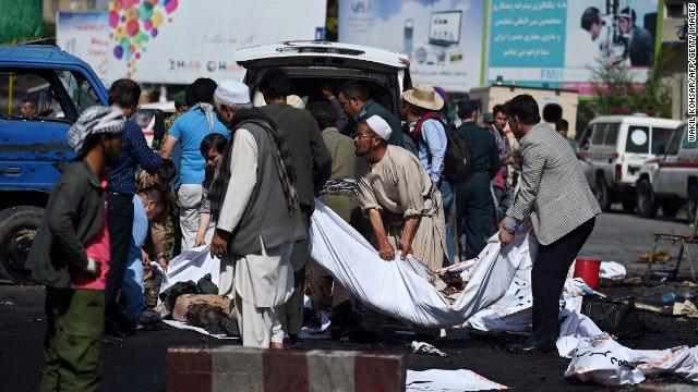 Najmanje 34 poginulih u 2 odvojene eksplozije u Avganistanu