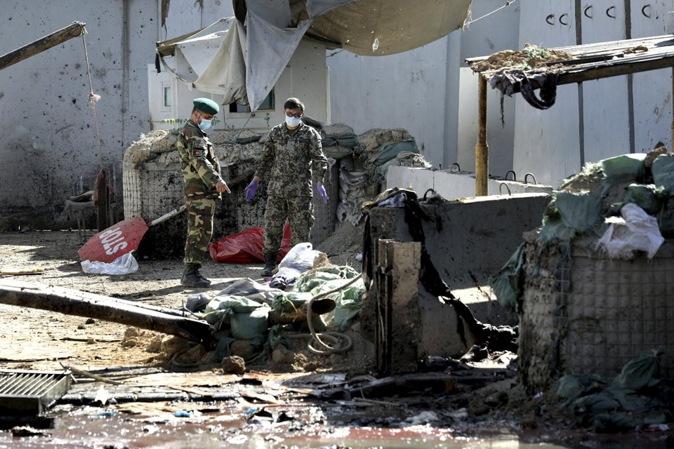 Napad u Kabulu, meta prvi potpredsednik Avganistana
