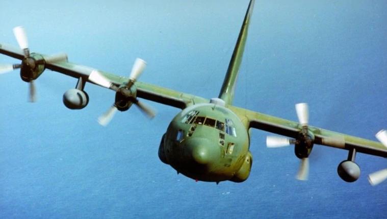 Ratno vazduhoplovstvo Čilea: Avion se srušio