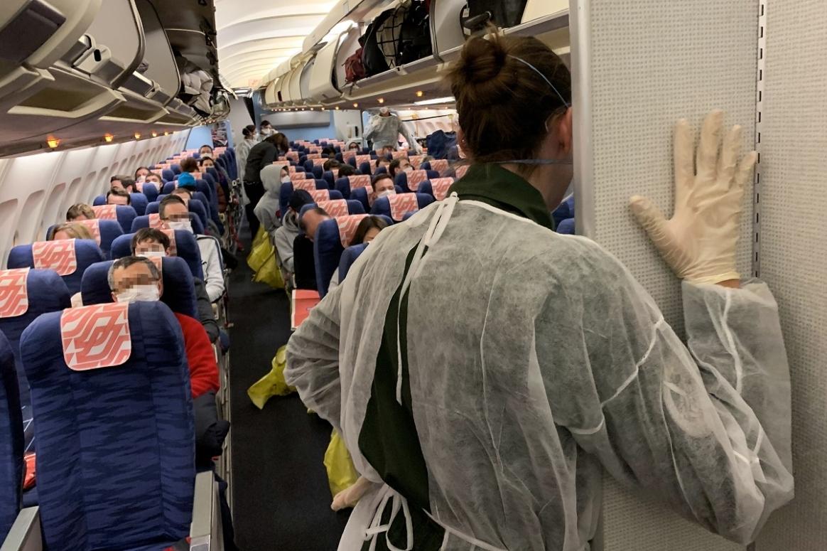 U Francusku sleteo avion sa državljanima 30 zemalja iz Kine