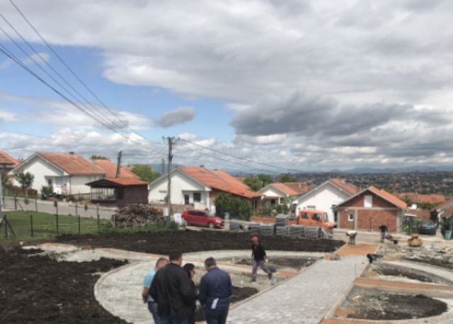 Novi Badovac dobija dečji park
