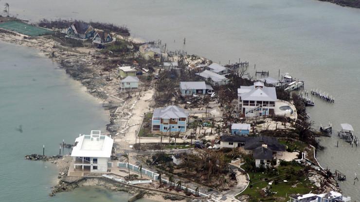 Nakon Dorijana haos na Bahamima, ljudi se ubijaju zbog hrane