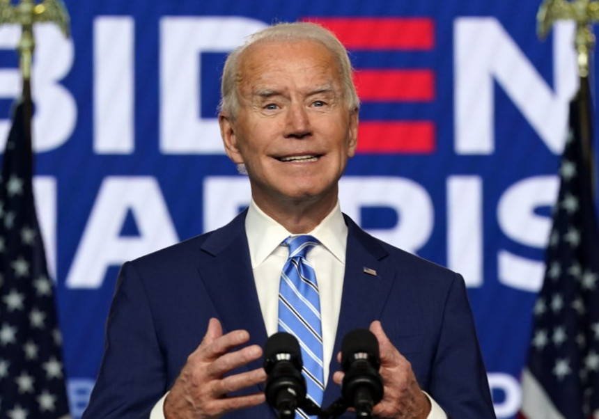 Si-en-en: Bajden je 46. predsednik SAD; Bajden: Amerikanci, obećavam vam...(video)