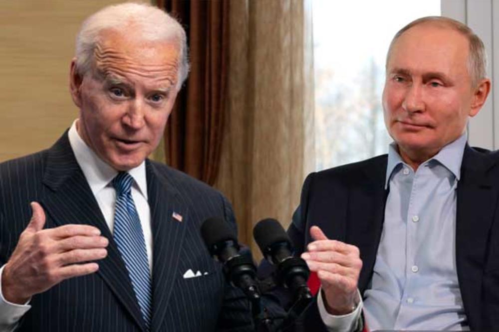 Peskov: Za sada se ne planira sastanak Putina i Bajdena