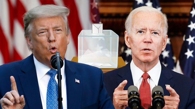 Izbori u SAD: Bajden vodi u Mičigenu i Viskonsinu, Tramp u Pensilvaniji