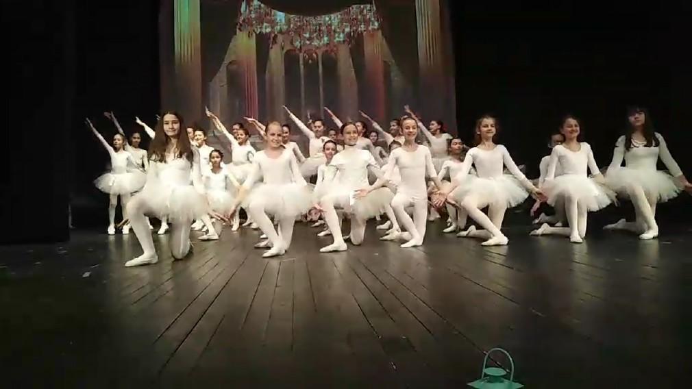 """U Domu kulture """"Gračanica""""premijera prve dečije baletske predstave"""