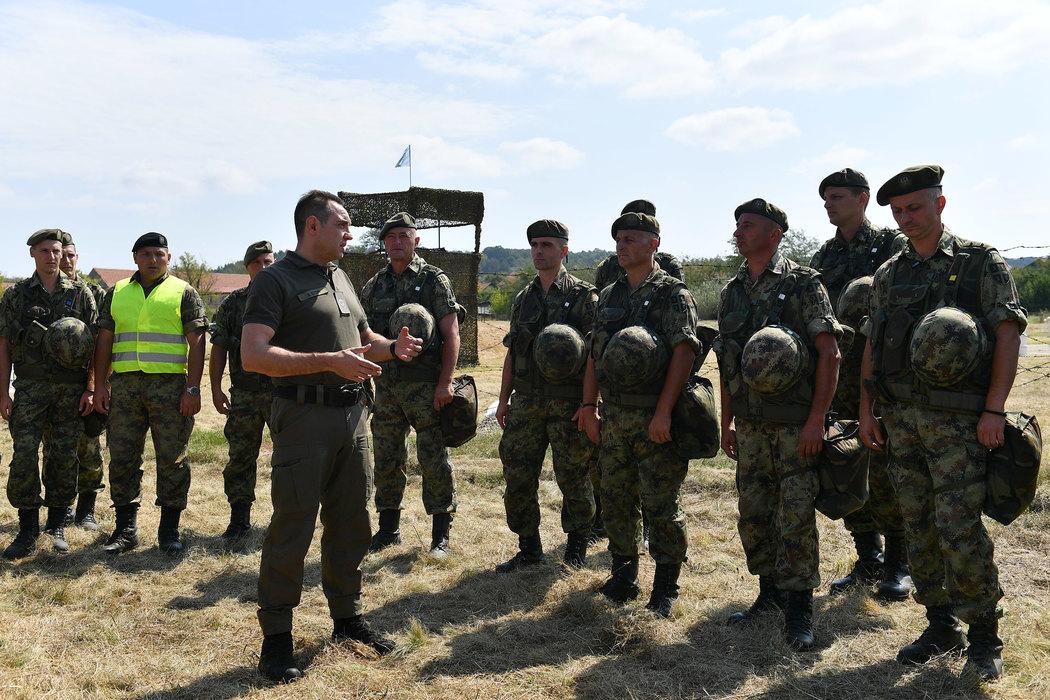 Vojska Srbije u mirovne operacije šalje svoje najbolje pripadnike