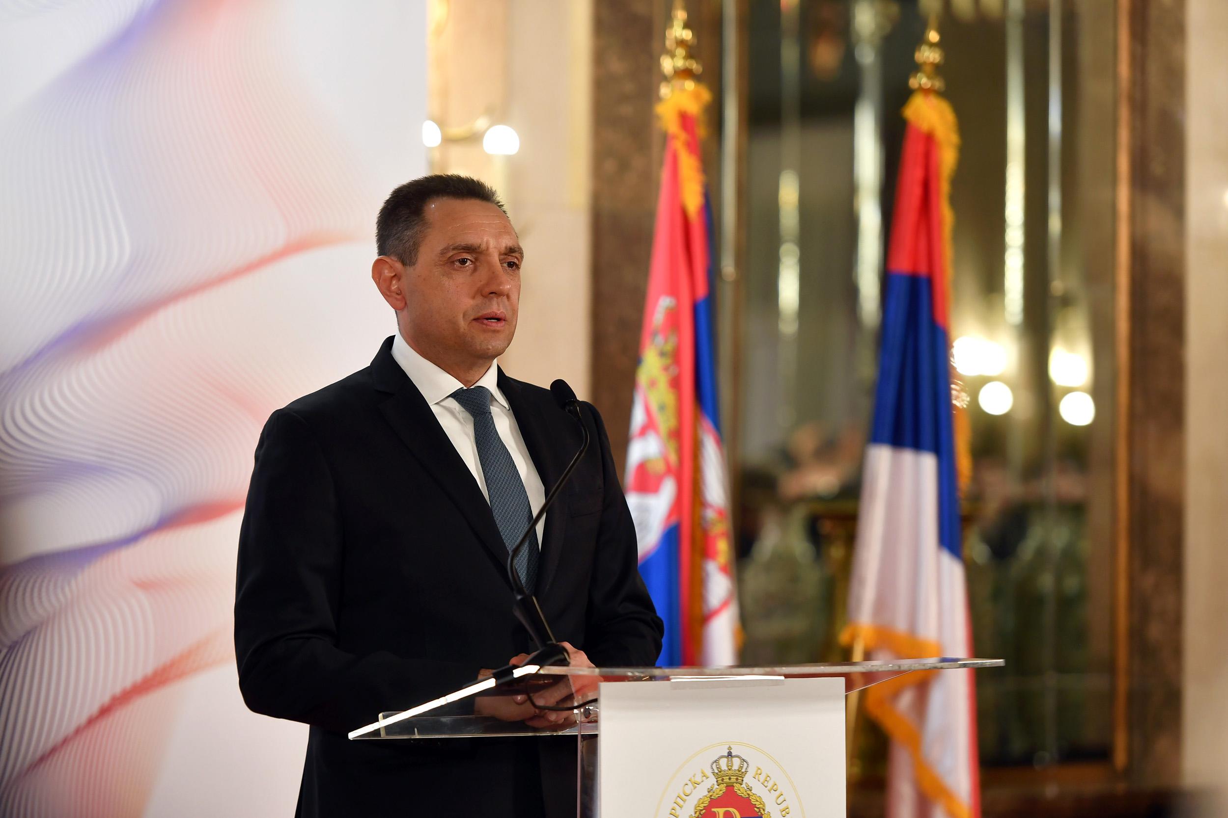 Vulin: Srbija nikada nije bila više u Republici Srpskoj i Republika Srpska u Srbiji