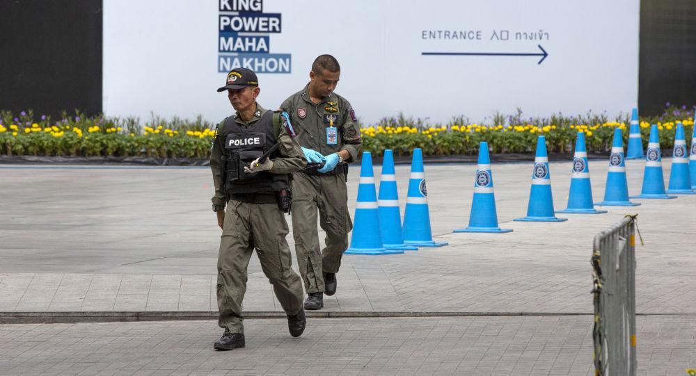Bangkok: Nekoliko manjih eksplozija za vreme Pompeove posete