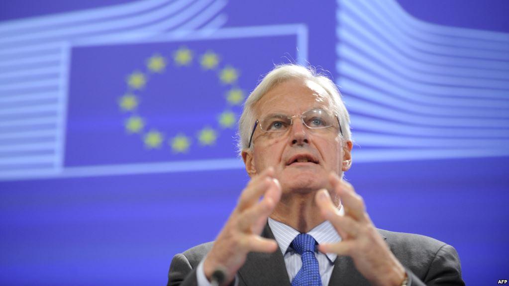 Barnije: Odredba o granici s Irskom jedino rešenje za Bregzit