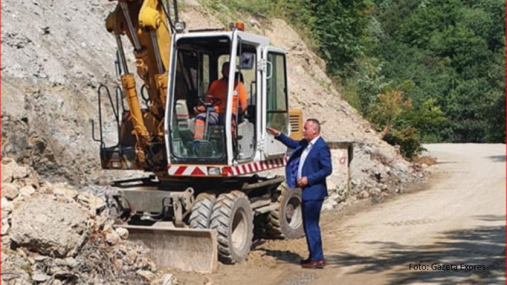 Hoti i Ramosaj: Obustavljaju se radovi na putu Dečani-Plav