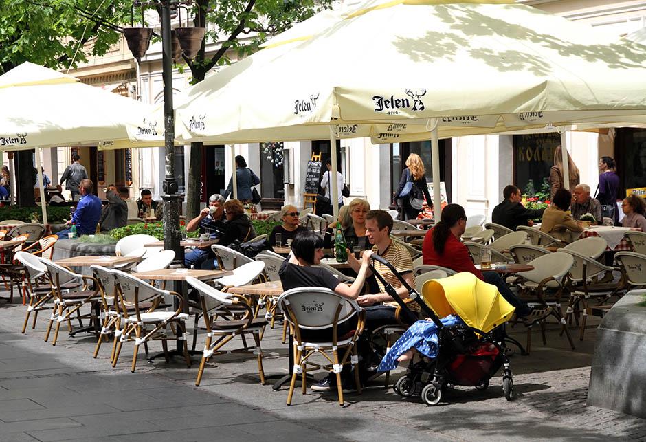 Krizni štab zaseda: Da li će biti otvoreni kafići i restorani