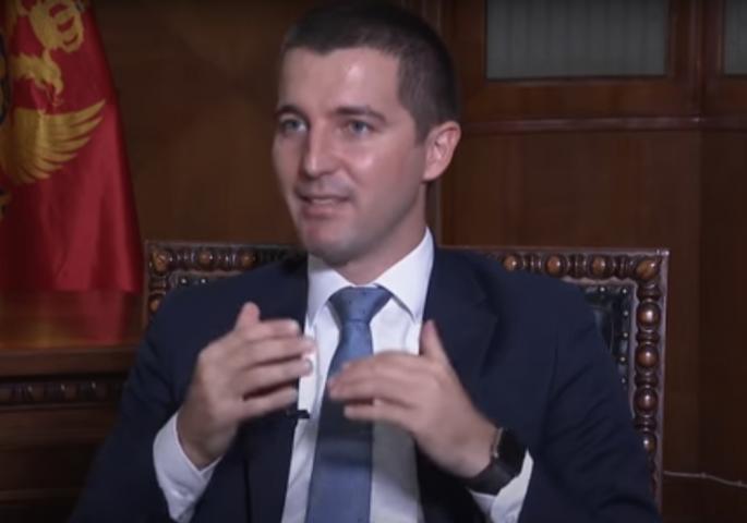 Bečić: Đukanović na delu sednice parlamenta