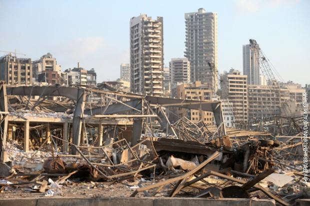 Bejrut: Poginulo više od 100 ljudi, 4.000 povređenih