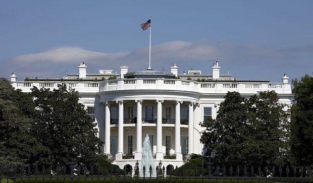Potop u Vašingtonu, voda i u podrumu Bele kuće