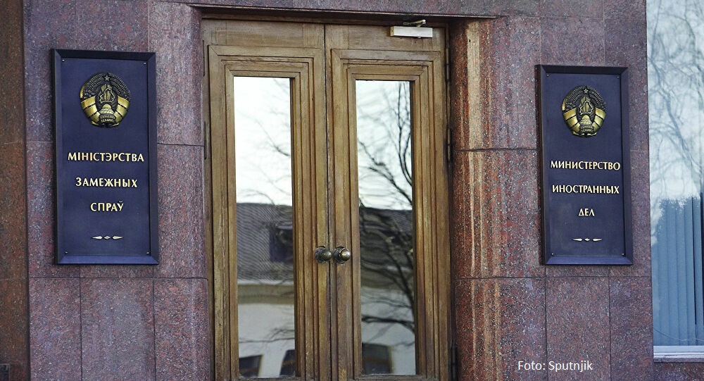 Belorusija: Rezolucija opasan presedan, na sankcije ćemo odgovoriti