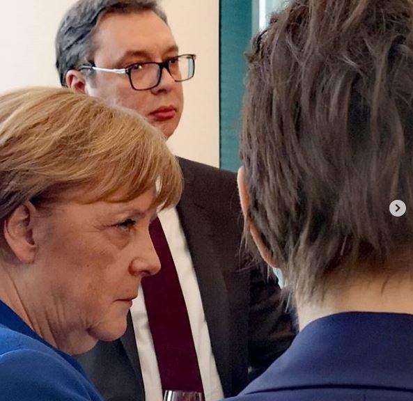 U Berlinu u toku pauza i konsultacije