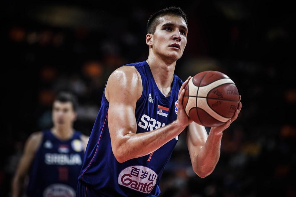 Bogdanović u idelanom timu Svetskog prvenstva