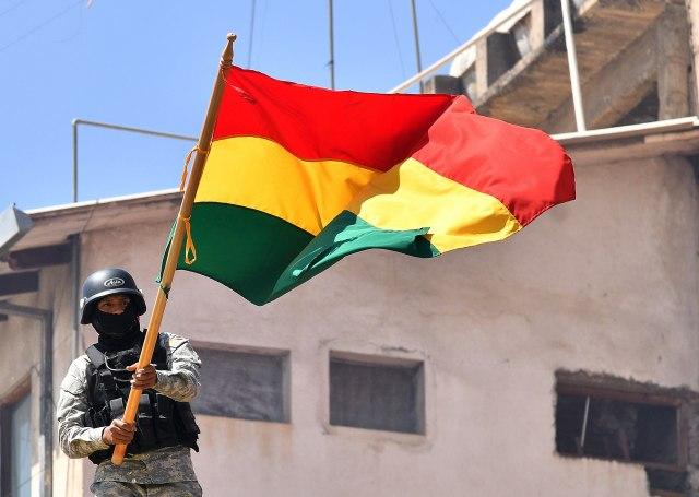 Bolivija: Sukob pristalica Moralesa i policije