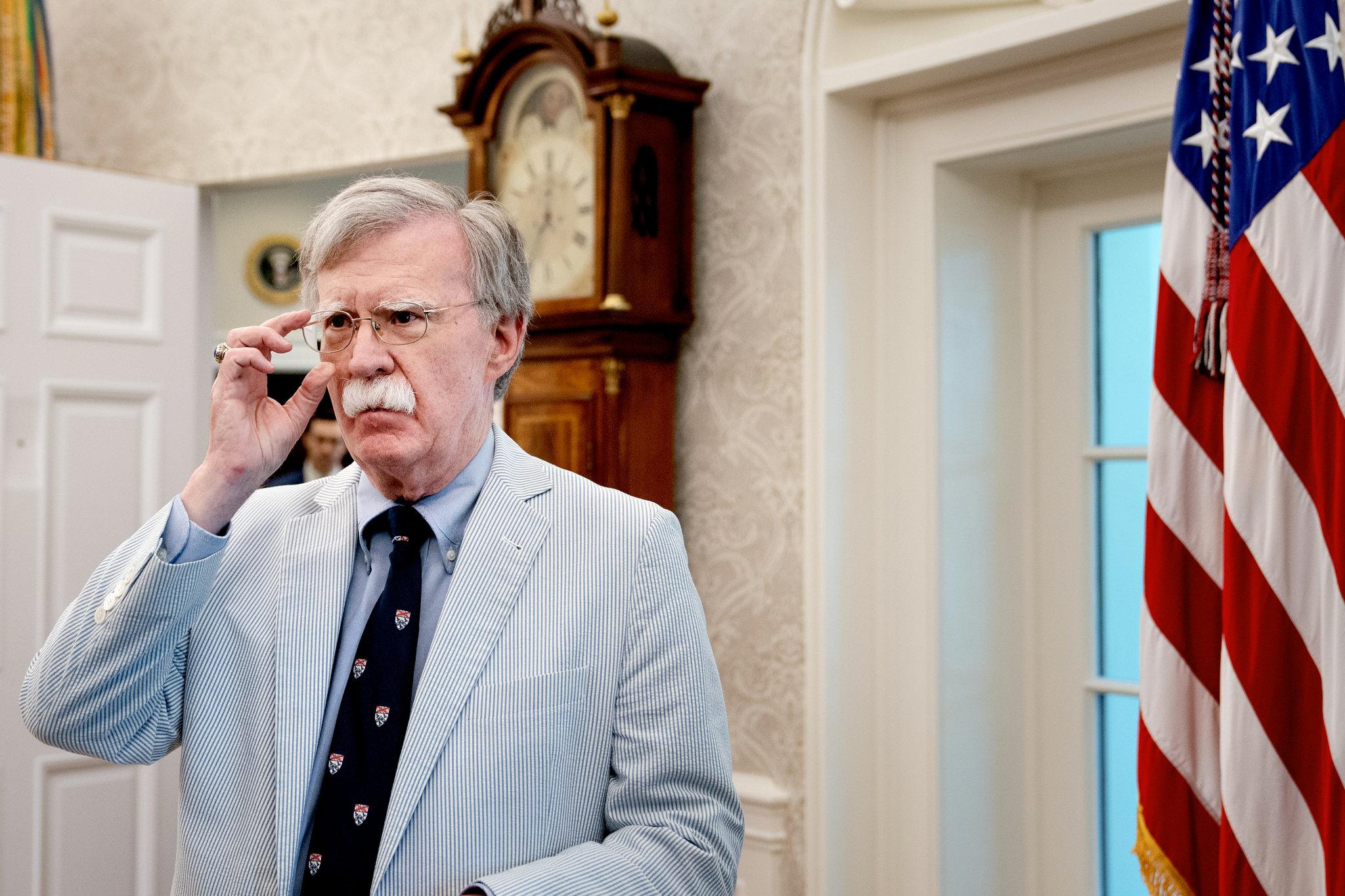 Bolton: Kina i Rusija najveća opasnost, pad Trampa dobar za SAD