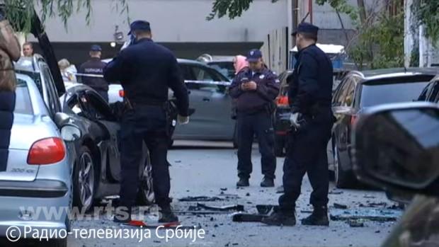 Bačena bomba na auto na Vračaru, nema povređenih
