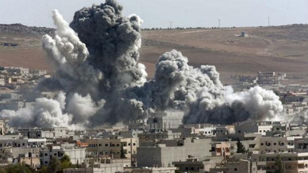 Izrael napao vojne mete u Siriji, oboren deo raketa
