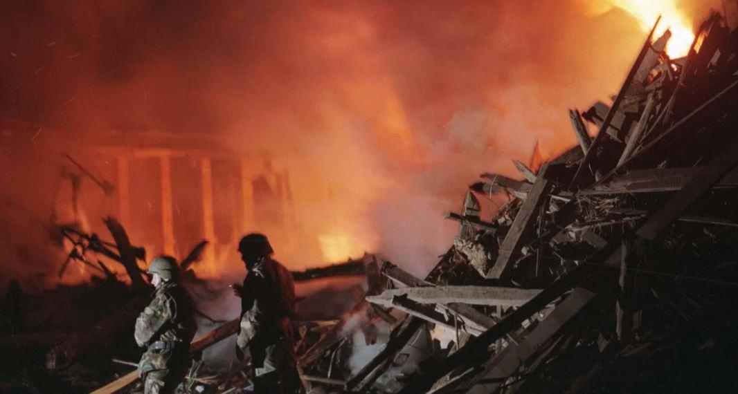 Hronologija NATO bombardovanja 1999: Bombardovano pravoslavno groblje u Prištini