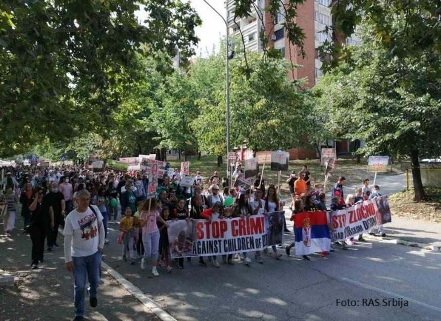 Protest u Boru zbog zagađenja vazduha