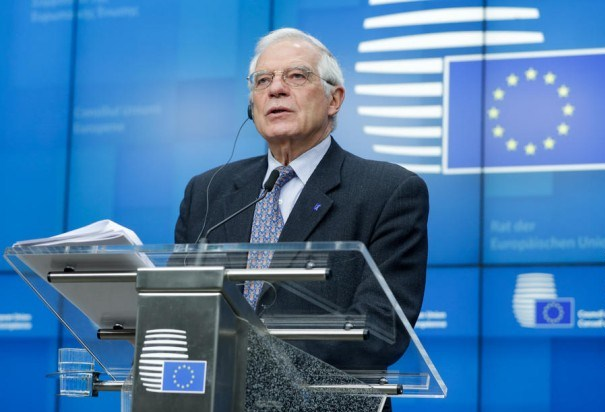 Borel: EU ne priznaje Lukašenka za legitimnog predsednika
