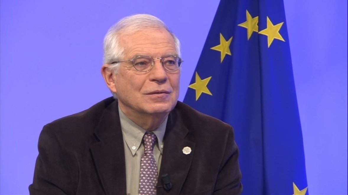 Borelj stiže u Beorgad, sastanak sa Vučićem