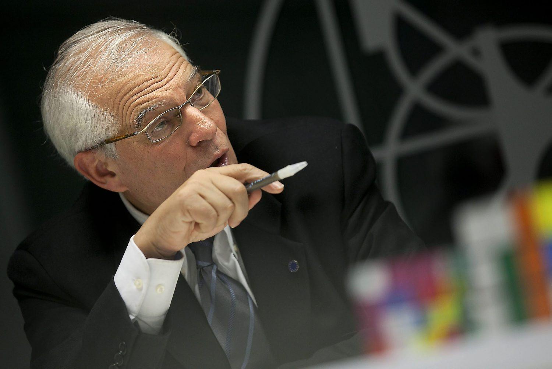 Borel želi oživljavanje pomorske misije EU
