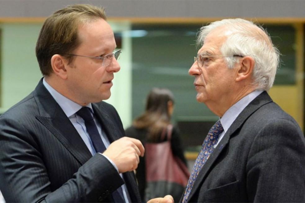 Borelj i Varhelji: EU podržava Zapadni Balkan u borbi sa Kovid-19