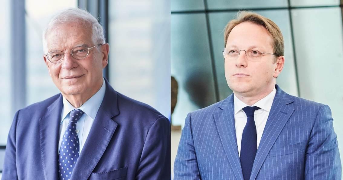 Borelj i Varhelji: Očekujemo da svi akteri počnu da se bave dugogodišnjim izbornim nedostacima